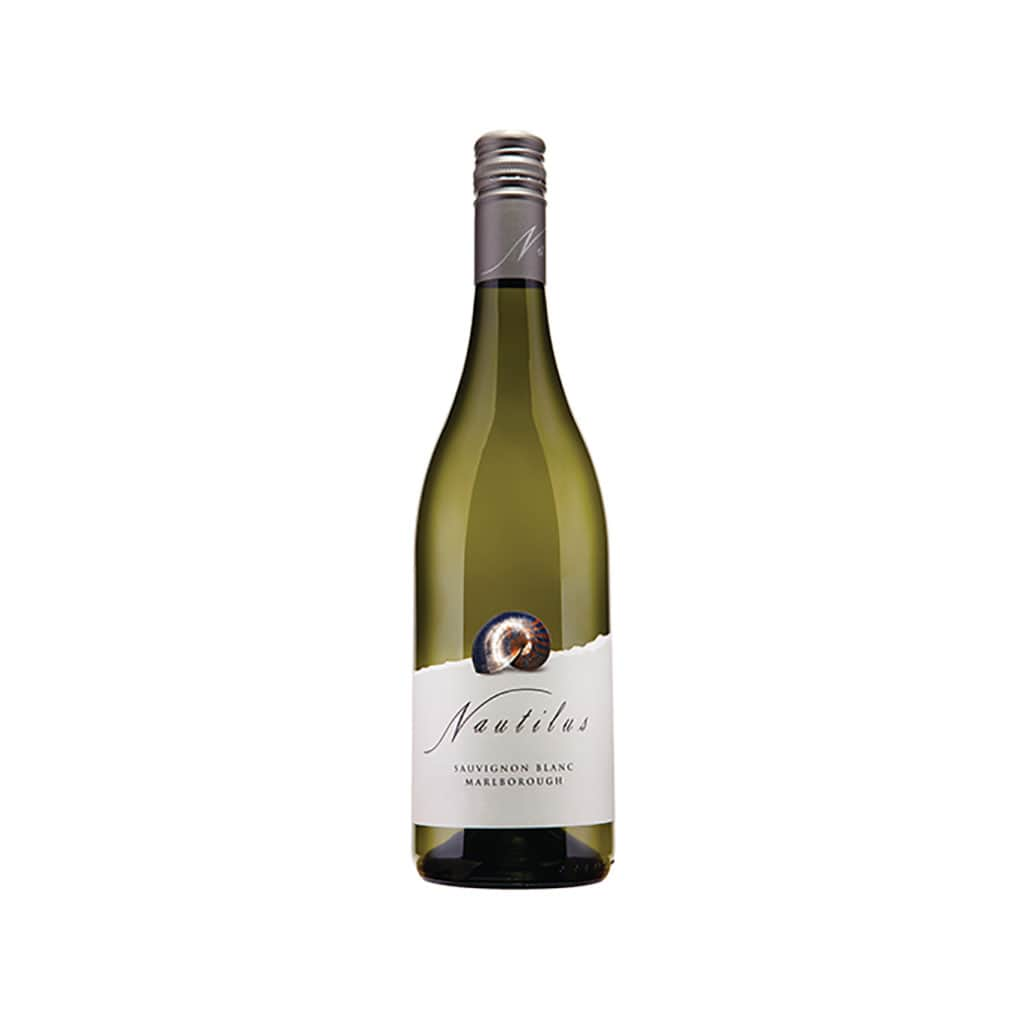 Nautilus Estate Sauvignon Blanc Marlborough New Zealand Wine