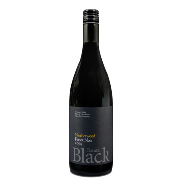 Black Estate Netherwood Pinot Noir 2014