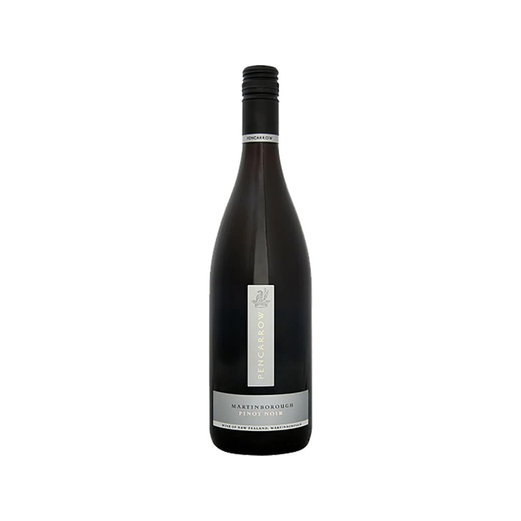 Palliser Estate Pencarrow Pinot Noir New Zealand Wine