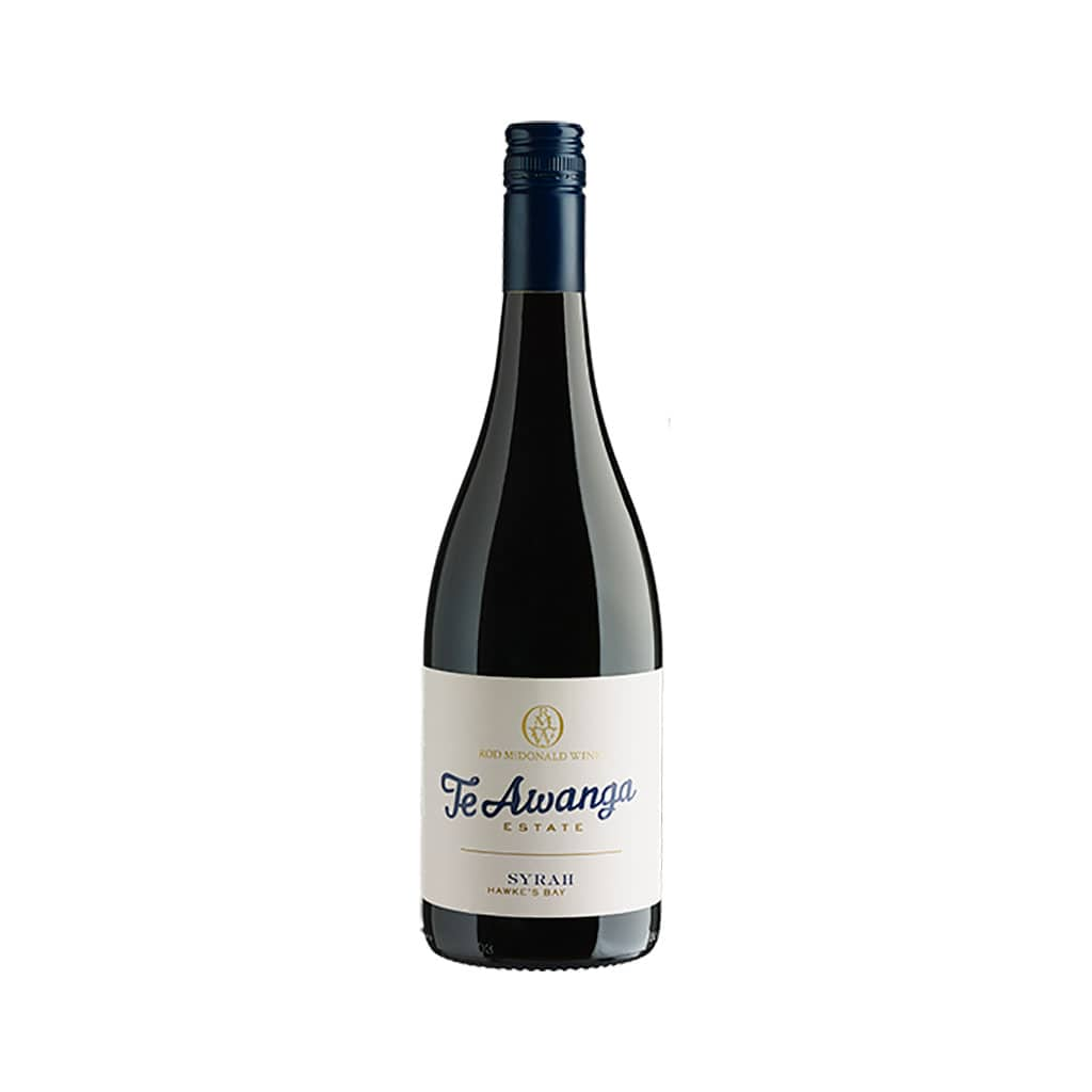 Rod McDonald Te Awanga Syrah Hawke's Bay New Zealand Wine