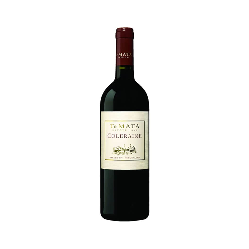 Te Mata Coleraine 2014 Hawke's Bay New Zealand Wine United Kingdom