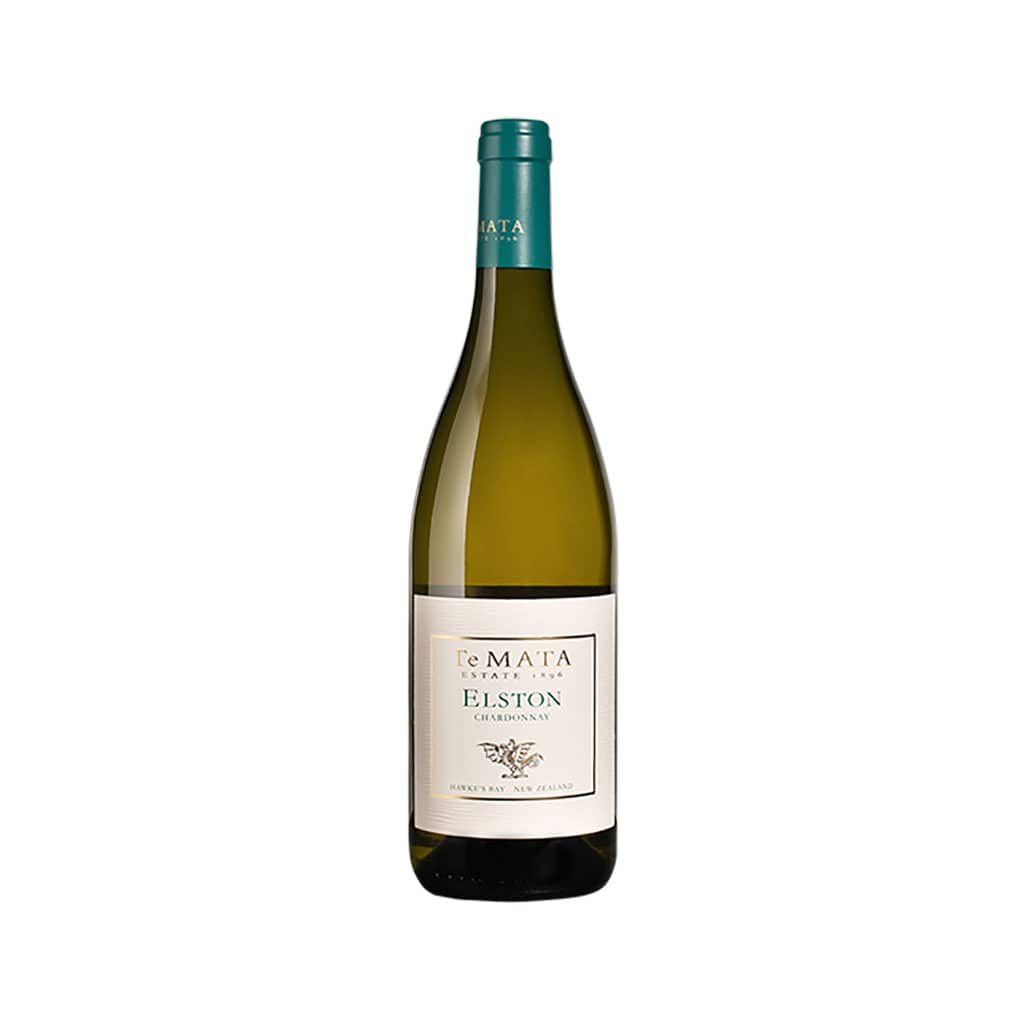 Te Mata Chardonnay Elston Chardonnay Hawke's Bay New Zealand Wine