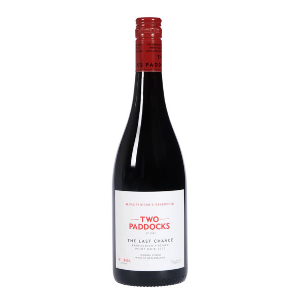 "Two Paddocks ""Last Chance"" Pinot Noir 2017"