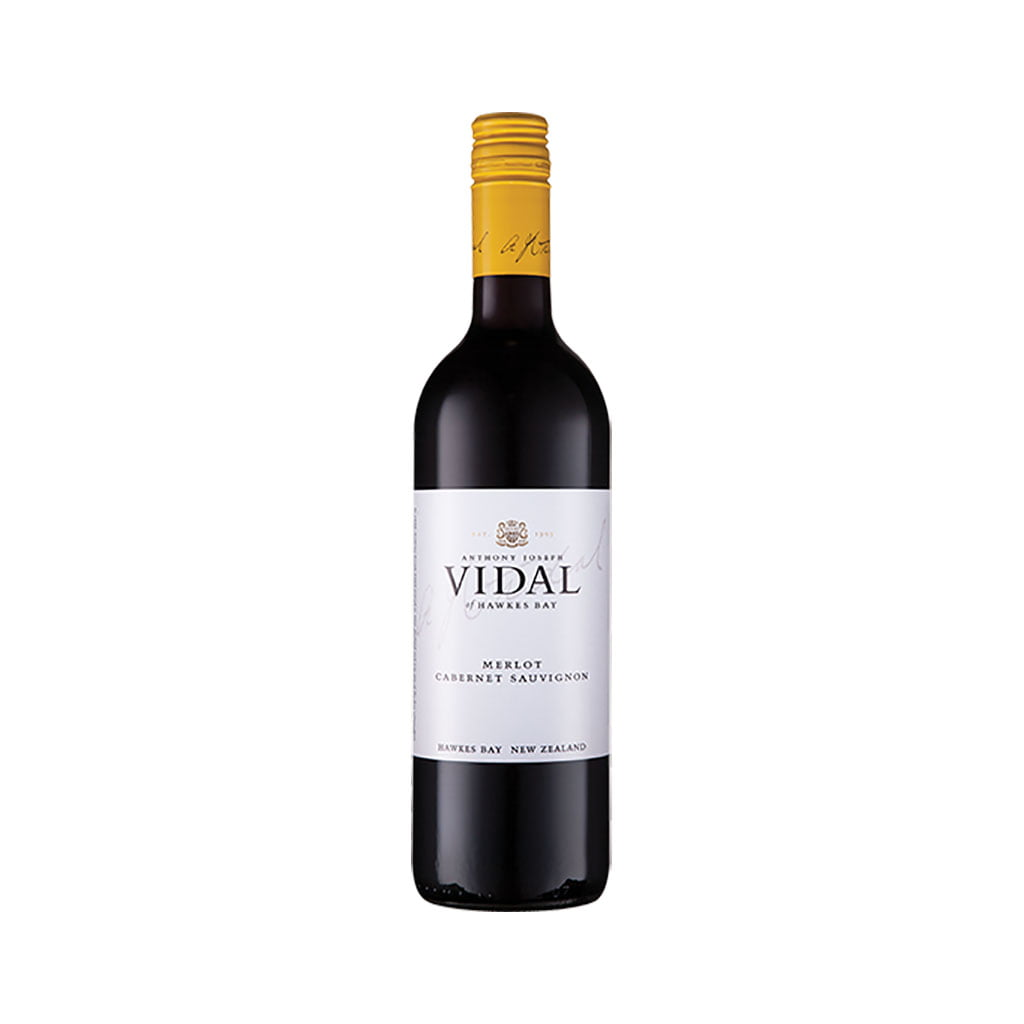 Vidal Cabernet Merlot 2014 Hawke's Bay New Zealand Wine United Kingdom