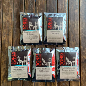 Roaster's Choice Guatemalan Coffee Sampler Flight