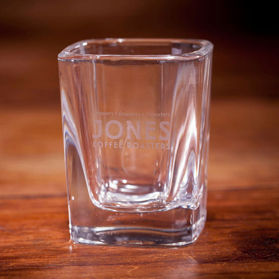 Jones Shot Glass