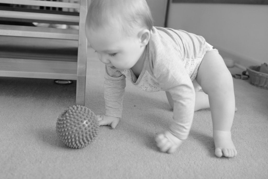 Importance of slowing down when interacting with babies and young children