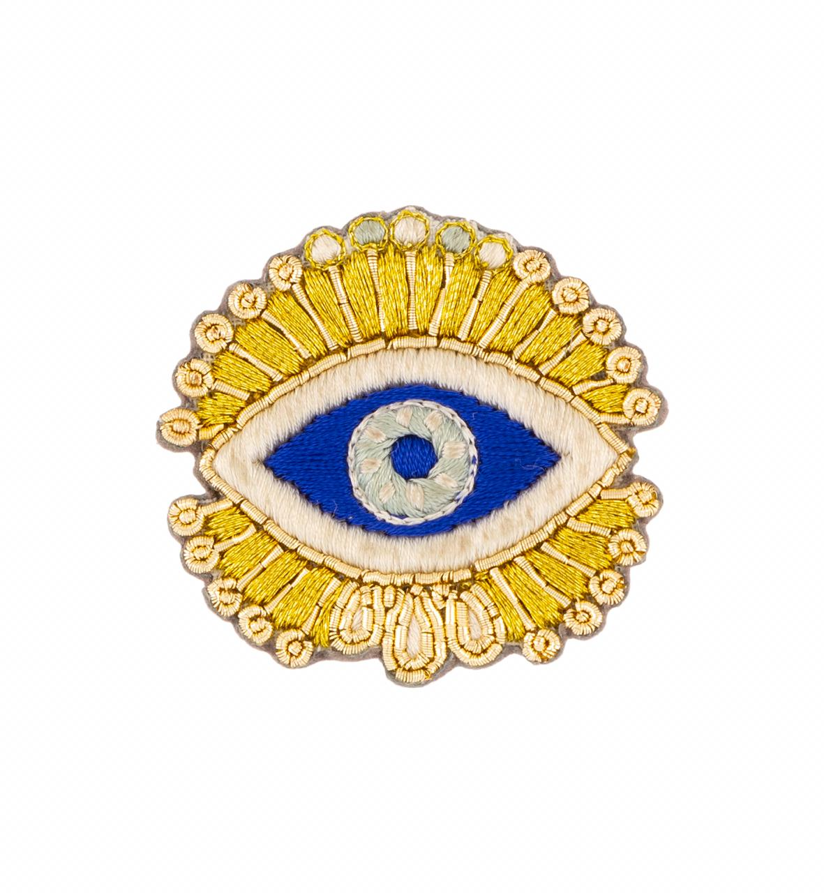 Brooch Eye