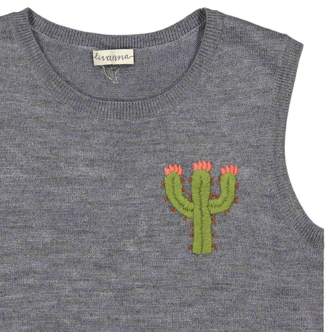 Sweater Cactus x Livanna