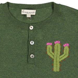 Cactus x Livanna sweater