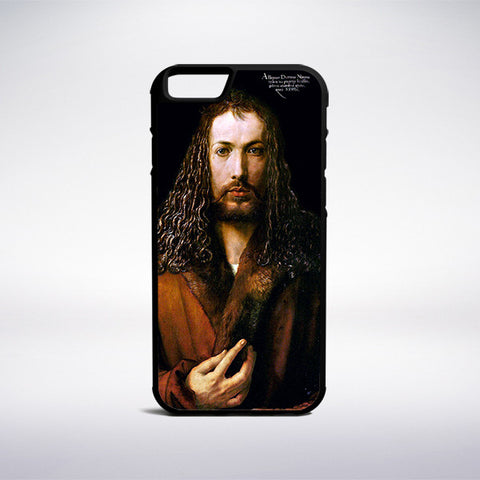 Albrecht Durer - Self-Portrait At The Age Of Twenty Eight Phone Case | Muse Phone Cases