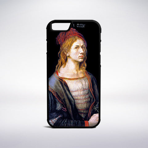 Albrecht Durer - Self-Portrait Phone Case | Muse Phone Cases