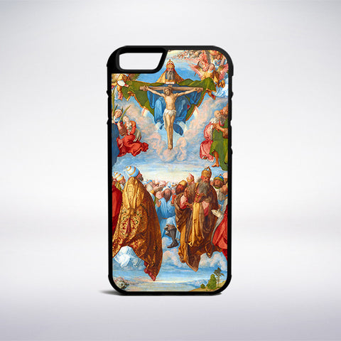 Albrecht Durer - Adoration Of The Trinity Phone Case | Muse Phone Cases