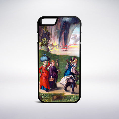 Albrecht Durer - Lot And His Daughters Phone Case | Muse Phone Cases