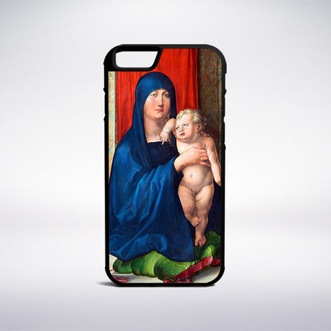 Albrecht Durer - Madonna And Child Phone Case | Muse Phone Cases