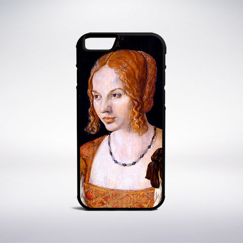 Albrecht Durer - A Young Venetian Woman Phone Case | Muse Phone Cases