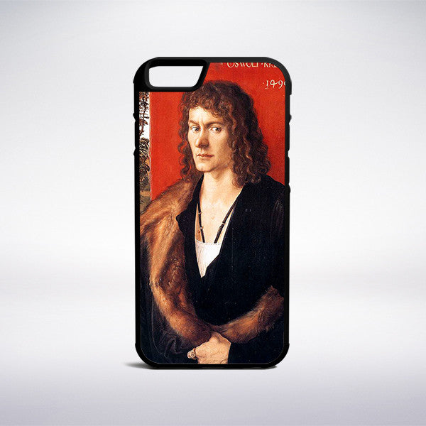 Albrecht Durer - Oswolt Krel Phone Case | Muse Phone Cases
