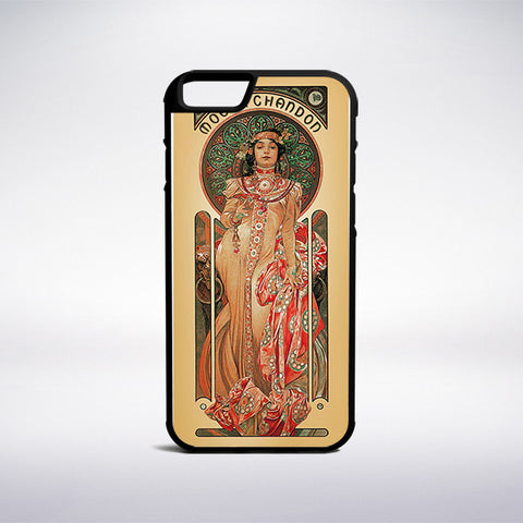 Alphonse Mucha - Chandon Cremant Imperial Phone Case | Muse Phone Cases