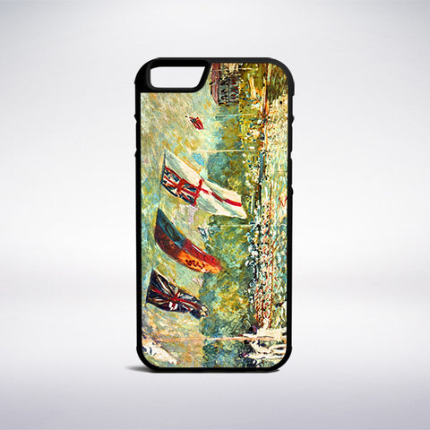 Alfred Sisley - The Regattas Moseley Phone Case | Muse Phone Cases