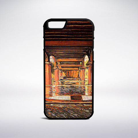 Alfred Sisley - Under The Bridge At Hampton Court Phone Case | Muse Phone Cases