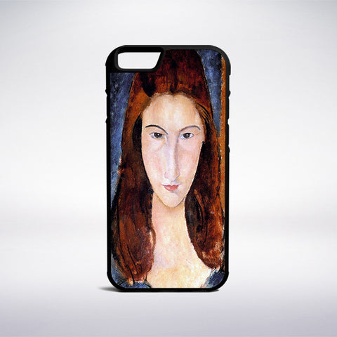 Amedeo Modigliani - Jeanne Hebuterne Phone Case | Muse Phone Cases