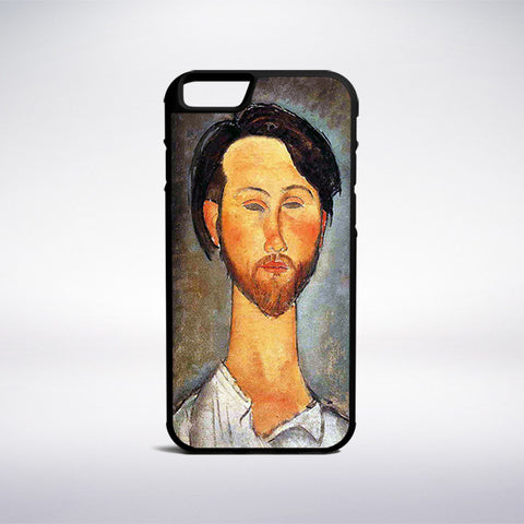 Amedeo Modigliani - Leopold Zborowski Phone Case | Muse Phone Cases
