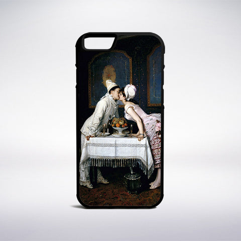 Auguste Toulmouche - The Kiss Phone Case | Muse Phone Cases