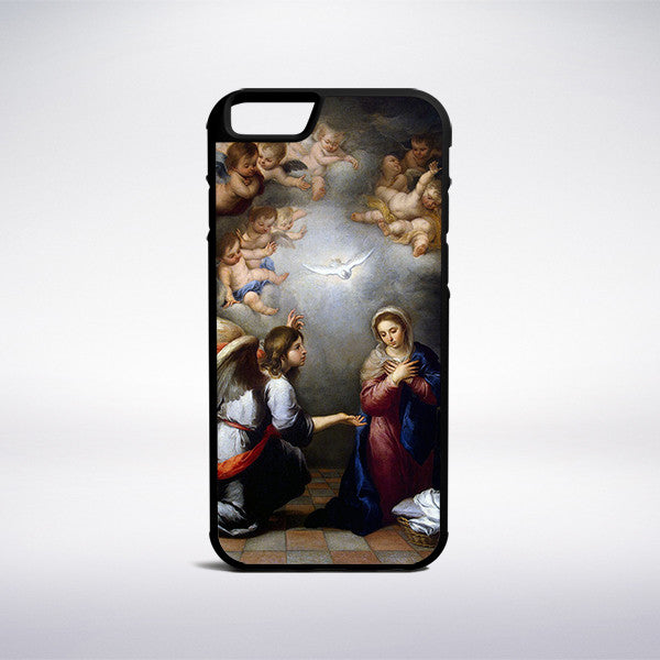 Bartolome Esteban Murillo - Annunciation Phone Case | Muse Phone Cases