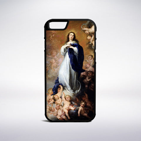 Bartolome Esteban Murillo - Immaculate Conception Of The Escorial Phone Case | Muse Phone Cases