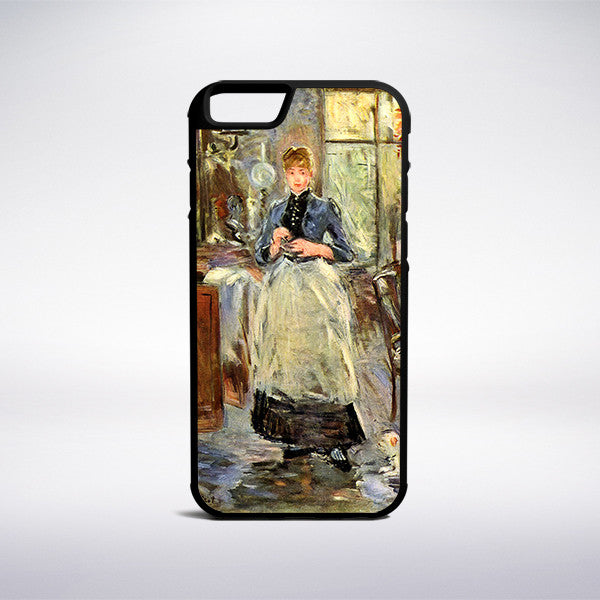 Berthe Morisot - In The Dining Room Phone Case | Muse Phone Cases
