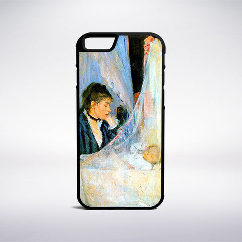 Berthe Morisot - The Cradle Phone Case | Muse Phone Cases