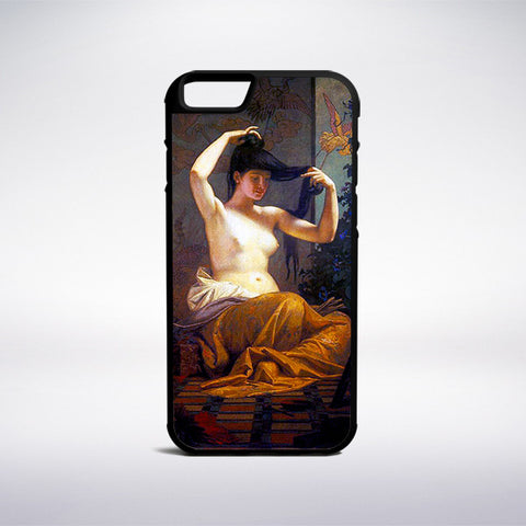 Bertalan Szekely - Japanese Woman Phone Case | Muse Phone Cases