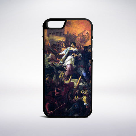 Bertalan Szekely - Women Of Eger Phone Case | Muse Phone Cases