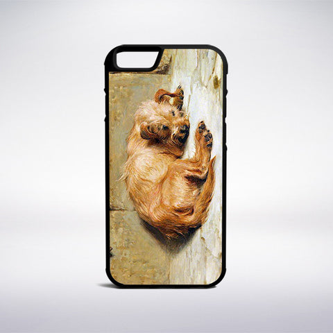 Briton Riviere - Watching Dog Phone Case | Muse Phone Cases