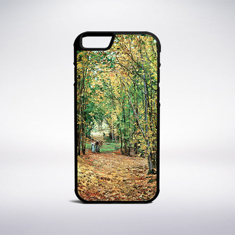 Camille Pissarro - The Woods At Marly Phone Case | Muse Phone Cases