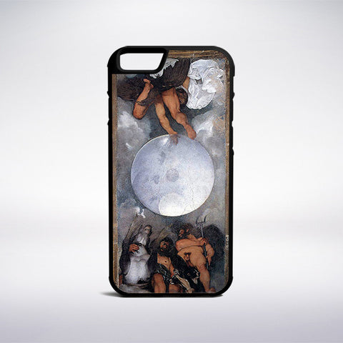Caravaggio - Jupiter, Neptune And Pluto Phone Case | Muse Phone Cases