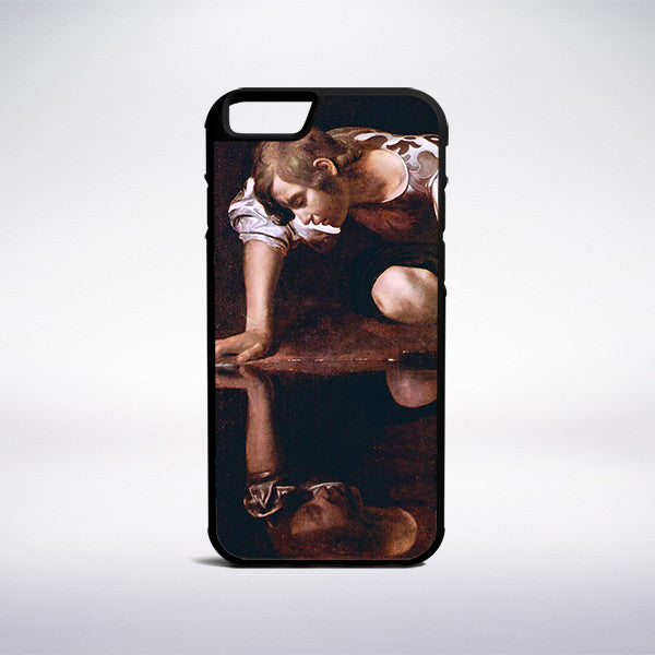 Caravaggio - Narcissus Phone Case | Muse Phone Cases