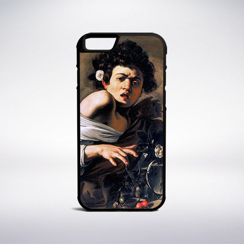 Caravaggio - Boy Bitten By A Lizard Phone Case | Muse Phone Cases
