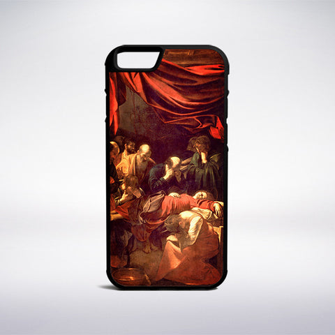 Caravaggio - Death Of The Virgin Phone Case | Muse Phone Cases