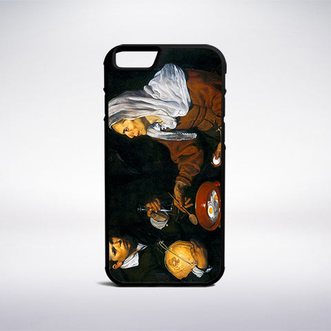Diego Velazquez - Old Woman Frying Eggs Phone Case | Muse Phone Cases