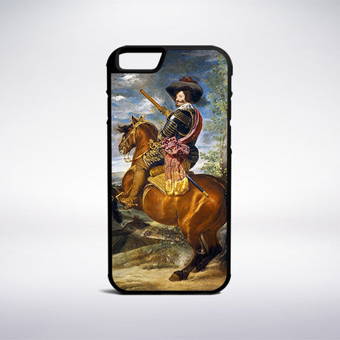 Diego Velazquez - The Count-Duke Of Olivares Phone Case | Muse Phone Cases