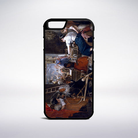 Diego Velazquez - The Fable Of Arachne (The Spinners) Phone Case | Muse Phone Cases