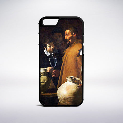 Diego Velazquez - The Waterseller Of Seville Phone Case | Muse Phone Cases