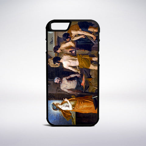 Diego Velazquez - Apollo In The Forge Of Vulcan Phone Case | Muse Phone Cases