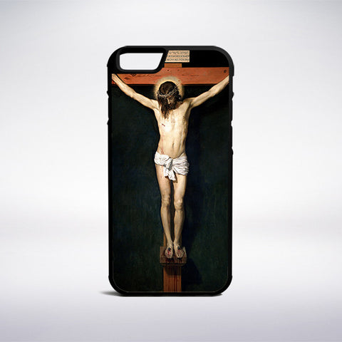 Diego Velazquez - Christ Crucified Phone Case | Muse Phone Cases