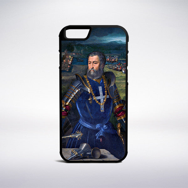 Dosso Dossi - Alfonso I D'este Phone Case | Muse Phone Cases