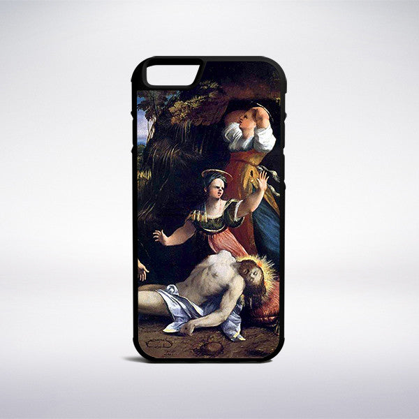 Dosso Dossi - Lamentation Over The Body Of Christ Phone Case | Muse Phone Cases