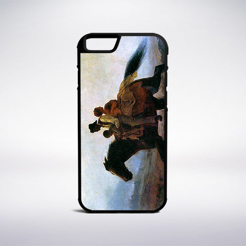 Eastman Johnson - A Ride For Freedom Phone Case | Muse Phone Cases