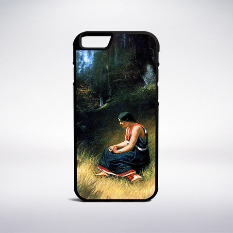 Eastman Johnson - Hiawatha Phone Case | Muse Phone Cases