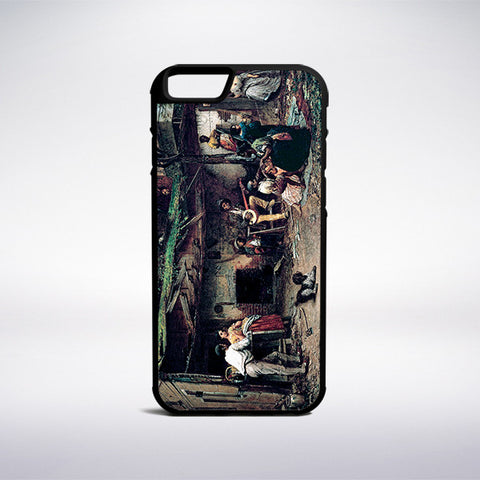 Eastman Johnson - Life At The South Phone Case | Muse Phone Cases